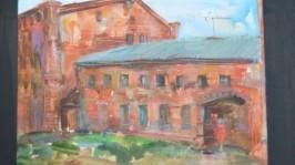 Касимов (старый дворик)