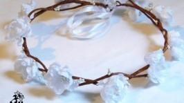 Вінок «Білий цвіт»