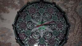 «»Часы Вальс цветов