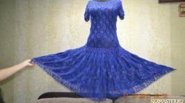 Платье«Василек»