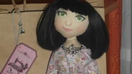 Интерьерная кукла Татьяна