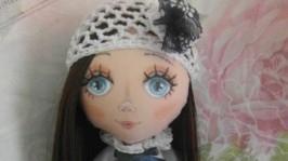 Интерьерная кукла Марта