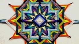 Мандала «Звездопад»