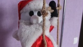 Новорічний Дід Мороз. Санта Клаус