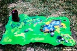 Детски развивающий коврик