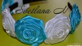 Ободок Прекрасные Розы