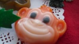 Новогоднее мыло Мартышка