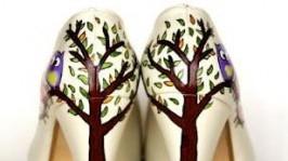 Росспись обуви 5