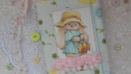 Блокнот «Первые год жизни» для девочки в мини формате