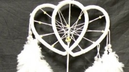 Ловец Сердца двух - белый