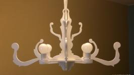 Лампа Осьминожка