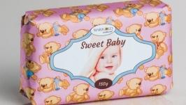 Детское натуральное мыло Сладкий малыш