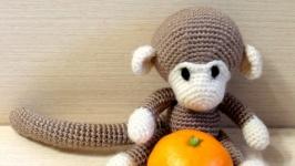 В′язана мавпочка