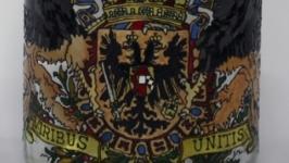 Герб Австрийской империи времен Франца Йозефа I
