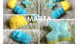 Мыло ручной работы Детские игрушки