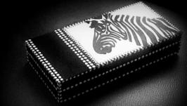 Купюрница зебра