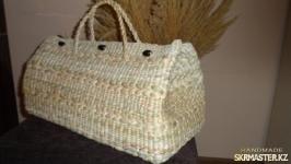 Сумка плетеная
