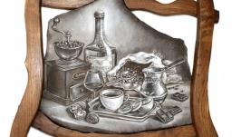 Натюрморт «Кофе и Хеннеси»