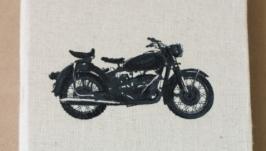 Блокнот Мотоцикл