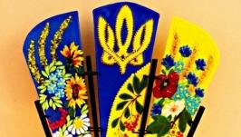 Картина трилогия «Украина»