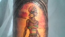Ваза Африка