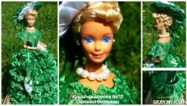 Лялька кукла шкатулка №70 (на замовлення)