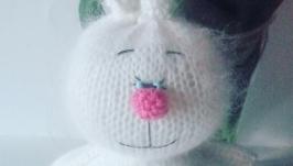 Белый кролик Афоня