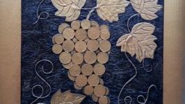 Картина-талисман Виноградная лоза