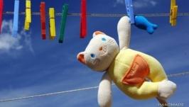 Как правильно ухаживать за вязаной игрушкой