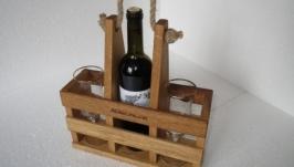Підставка для вина з бакалами