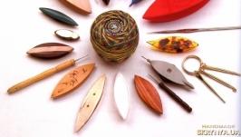 Основные инструменты плетения кружева фриволите