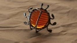 Жук колечко перстень каблучка кольцо