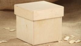 Коробка из фанеры ручной работы. Коробка под ...