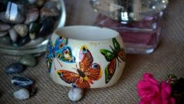 Браслет літні Метелики