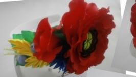 Обруч «Луговые цветы»
