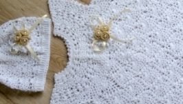 Праздничное, крестильное платье для девочки