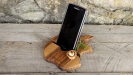 Холдер Деревянная Подставка Для Телефона Органайзер Підставка Для Телефона
