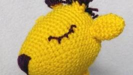Жираф - сплюшка