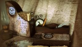 Канцелярский набір Старі листи