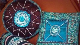 Декоративные подушки Султан