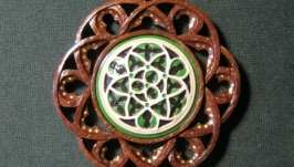 Gothic Pendant.