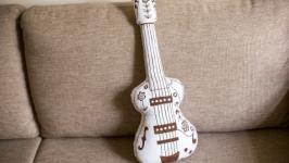 Гітара - інтер′єрна подушка