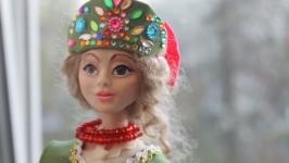 Авторская кукла Мирослава