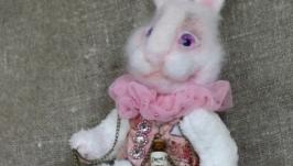 Белый кролик Sweet dreams