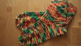 Шерстяные носки Абстракция