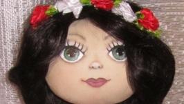 Кукла интерьерная украиночка Богдана
