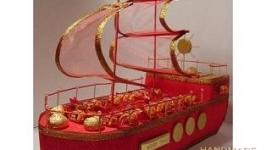 Корабль Алые паруса