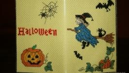 Обложка на паспорт ′Хеллоуин′