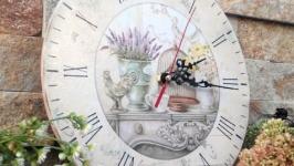 Часы ′Изысканный прованс′