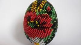Сувенирное яйцо ′Маки′
